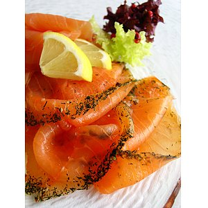 Graved Lachs 500 g